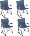 Outwell Perce Chair 4er - Set (Spring Campaign 2018) blau
