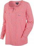 Salewa Fanes Tunica Dry W L/S Shirt Damen rot Gr. 34