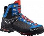 Salewa MS Raven 2 GTX Wanderschuh Herren blau Gr. 9,5 UK