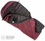 Yeti Sunrizer 400 Blanket XL Daunenschlafsack rot