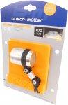 Busch & Müller Lumotec IQ-X 100 Lux - silber