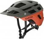 Smith Forefront 2 Mips Fahrradhelm - Matt Sage/Red, Gr. 55-59 CM