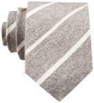 Boss Krawatte grau