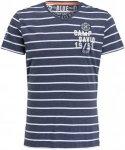 CAMP DAVID T-Shirt SKY SAILOR