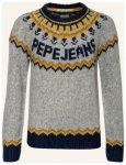 Pepe Jeans Pullover grau