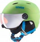 Uvex junior visor pro Visierhelm Kinder Helme 52-54 Normal