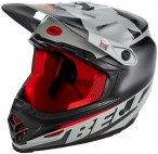 Bell Full-9 Fusion MIPS Helm matte/gloss gray/crimson M | 55-57cm 2021 Fahrradhe