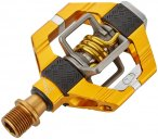 Crankbrothers Candy 11 Pedale gold  2021 Rennrad Pedale