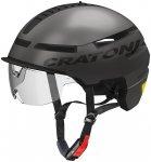 Cratoni Smartride Pedelec Helm anthrazit matt S/M | 54-58cm 2020 Fahrradhelme, G
