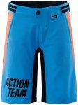 Cube Junior Baggy Shorts mit Innenhose Kinder blau/schwarz 122/128 2021 Kinderbe