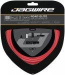 Jagwire Road Elite Sealed Bremszugset rot  2019 Bremszüge & -hüllen