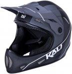 Kali Alpine Carbon Pulse Helm Herren matt black/white 59-60cm 2020 Fahrradhelme,