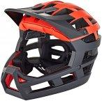 Kali Invader SLD Helm matt red/black 50-59cm 2020 Fahrradhelme, Gr. 50-59cm