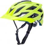 Kali Lunati Sync Helm matt fluo yellow 54-59cm 2020 Fahrradhelme, Gr. 54-59cm