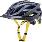 Kali Lunati Sync Helm matt navy/yellow 59-62cm 2020 Fahrradhelme, Gr. 59-62cm