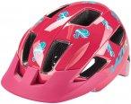 Lazer Lil Gekko Helm mit Insektenschutznetz Kinder pink/bunt One Size   46-50cm
