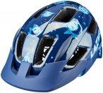 Lazer Lil Gekko Helm mit Insektenschutznetz Kinder blau One Size   46-50cm 2021