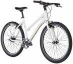"Serious Unrivaled 7 Lady white glossy 52cm (28"") 2018 Cityräder, Gr. 52cm (28"")"