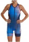 Zoot LTD Tri Racesuit Plus Damen blau/orange L 2020 Wetsuits, Gr. L