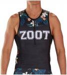 Zoot LTD Tri Tank Herren schwarz/bunt S 2020 Triathlonanzüge, Gr. S