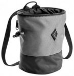 Black Diamond Mojo Zip Chalkbag grau Gr.M EU
