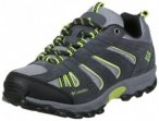 Columbia North Plains Waterproof Kinderwanderschuhe grau gelb Gr.32,0 EU