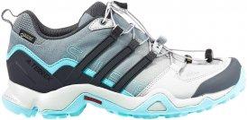 Adidas Terrex Swift R GTX Frauen Gr. 5½ - Hikingschuhe - grau|blau