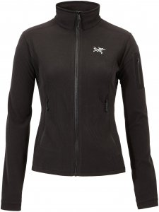 Arc'teryx Delta LT Jacket Frauen Gr. XS - Fleecejacke - schwarz