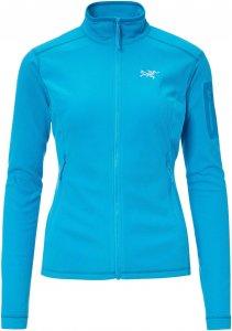 Arc'teryx Delta LT Jacket Frauen Gr. XL - Fleecejacke - blau