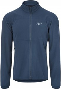 Arc'teryx Delta LT Jacket Männer Gr. L - Fleecejacke - blau