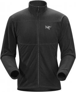 Arc'teryx Delta LT Jacket Männer Gr. XXL - Fleecejacke - schwarz
