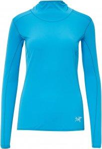 Arc'teryx Phasic Sun Hoody Frauen Gr. L - Funktionsshirt - blau