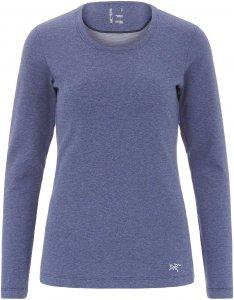 Arc'teryx Sirrus LS Top Frauen Gr. L - Sweatshirt - lila
