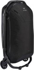 Arc'teryx V80 Rolling Duffel - Reisetasche mit Rollen - schwarz / black