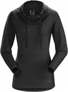 Arc'teryx Varana LS Shirt Frauen Gr. L - Langarmshirt - schwarz