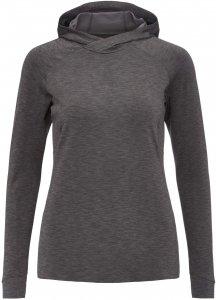 BlackYak Light Weight Yak Fleece Frauen Gr. S - Funktionsshirt - grau