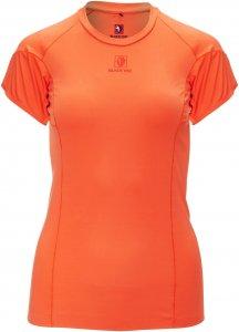 BlackYak Lightweight Cordura T-Shirt Frauen Gr. L - Funktionsshirt - orange