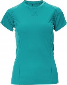 BlackYak Lightweight Cordura T-Shirt Frauen Gr. L - Funktionsshirt - petrol-türkis