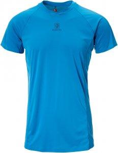 BlackYak Lightweight Cordura T-Shirt Männer Gr. M - Funktionsshirt - blau