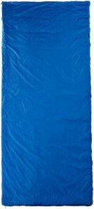 Cocoon Tropic Traveler Silk - Kunstfaserschlafsack - Gr. Regular - blau - Sommerschlafsack
