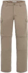 Craghoppers NosiLife Convertible Trousers Männer Gr. 32/33 - Mückenschutz Kleidung - beige-sand