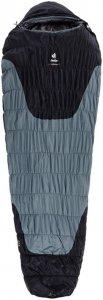Deuter Exosphere -8° - SL Frauen - Kunstfaserschlafsack - grau - 3-Jahreszeiten-Schlafsack