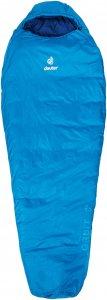 Deuter Orbit 0° - EL - Kunstfaserschlafsack - Gr. Extra Large - blau - 3-Jahreszeiten-Schlafsack