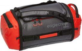 Eagle Creek Cargo Hauler Duffels - Reisetasche - Gr. M - rot|grau / flame asphalt