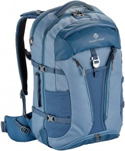 Eagle Creek Global Companion 40L - Kofferrucksack - blau / smoky blue