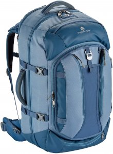 Eagle Creek Global Companion 65L Frauen - Kofferrucksack - blau / smoky blue