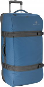 Eagle Creek No Matter What Flatbed Duffel 32 - Rollkoffer - blau|schwarz / slate blue - 101 l
