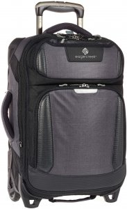 Eagle Creek Tarmac  International Carry-On - Rollkoffer - schwarz|grau / asphalt black - Handgepäckformat - 33 l