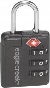 Eagle Creek Ultralight TSA Lock - Gepäcksicherung - grau|schwarz
