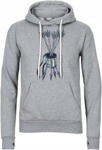 Edelrid Spotter Hoody Männer - Kapuzenpullover - grau